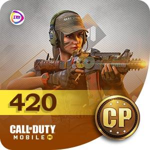 خرید 420 سی پی کال اف دیوتی