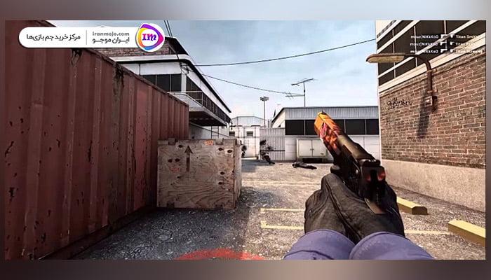 راهنمای  استفاده از اسلحه Desert Eagle در بازی پابجی موبایل