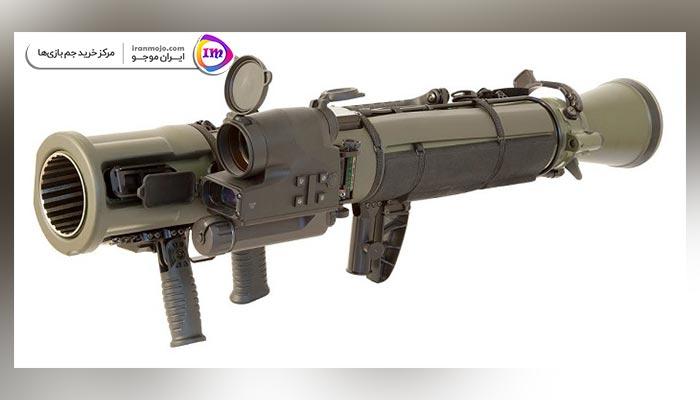 اسلحه M3E1-A در پابجی موبایل