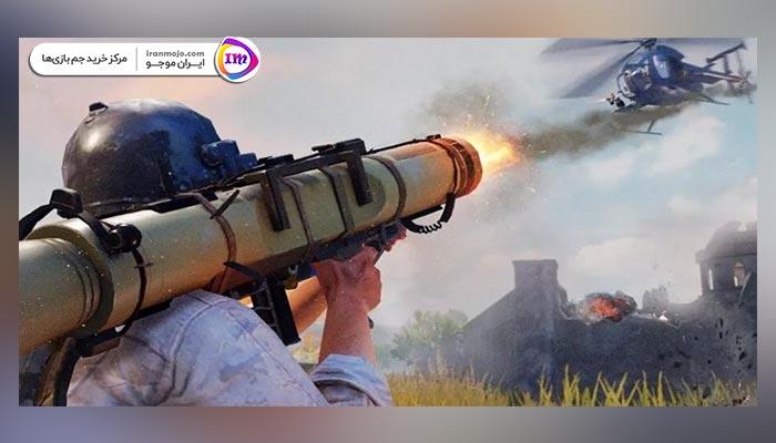 خرید یوسی بازی پابجی موبایل از ایران موجو