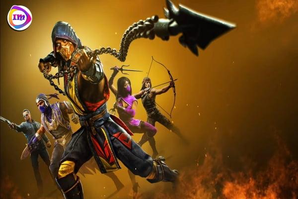 11 Mortal Kombat