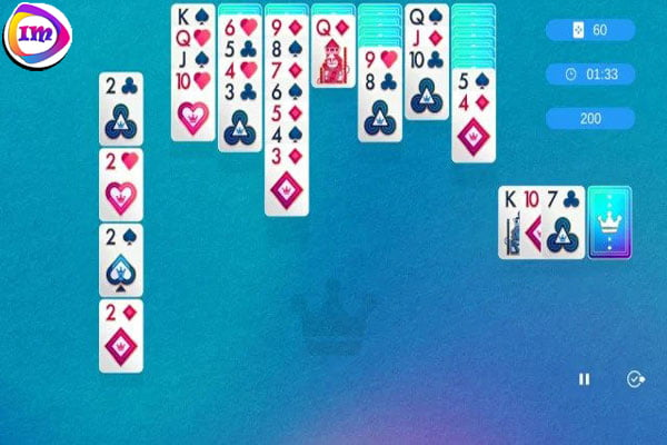 Solitaire Stories Game